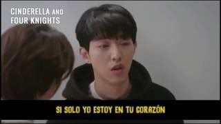 Lee Jung Shin - Confession -[Sub español] OST part 9 Cinderella and Four Knights