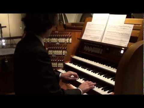 J. S. Bach -  Allein Gott in der Höh sei Her BWV 663
