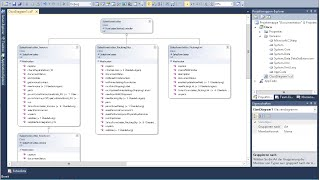 Dynamics AX 2012: Erstellen Klassendiagramm in Visual Studio