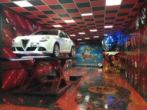 Alfa Romeo Giulietta 1.6 JTD, Dizel Egzoz Sesi