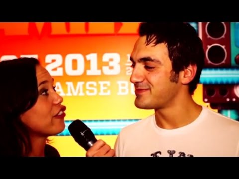 Electronic Family 2013 - Interview Ummet Ozcan