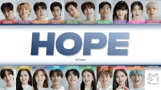 "SMTOWN - Hope (빛) ""Culture Humanity""  