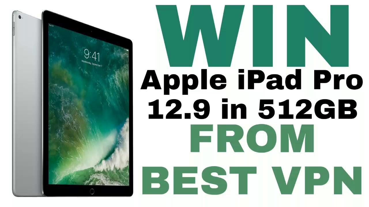 Win Apple iPad Pro 12.9 inch 512GB International Giveaway ...