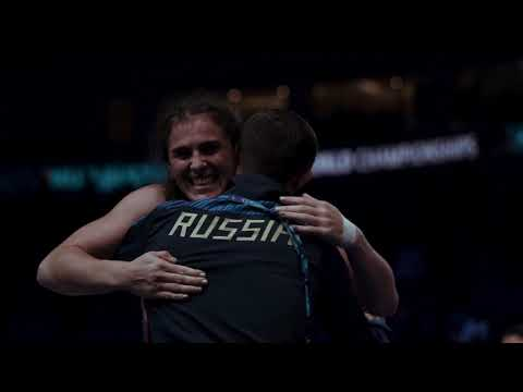 The Most Dominant Wrestling Nation In The World, Russia