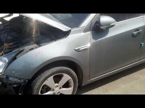 Chevrolet Cruze 6T40, F18D4 отправка Корея-Екатеринбург