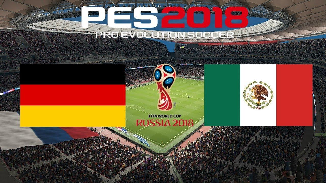 Deutschland Vs Mexiko Wm 2021