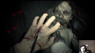 Resident Evil 7: Biohazard Прохождение ✪ СОВСЕМ НЕ СТРАШНО✪