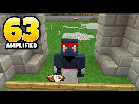 Minecraft PS4 Survival Episode 63 -Castle To Do List- Let's Play Gameplay