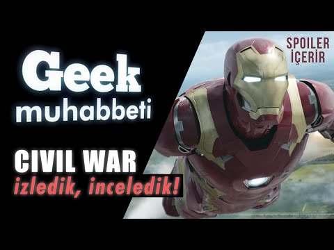 CAPTAIN AMERICA: CIVIL WAR İnceleme [SPOILERLI]