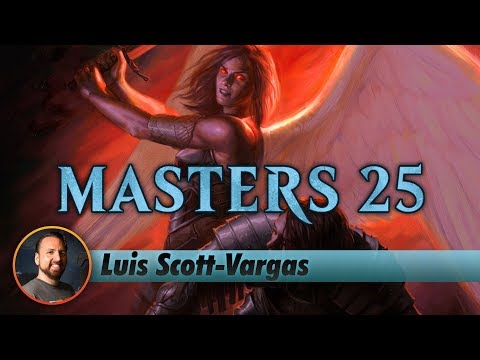 Masters 25 Draft | Channel LSV