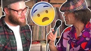 Actors Mind Blown By Nardwuar (Compilation)