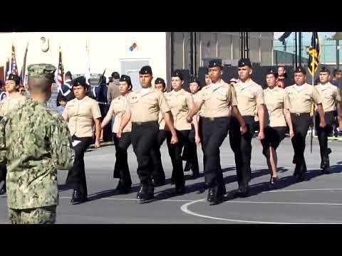 Soledad High School NJROTC Silvercreek Competition - Unarmed Regulation
