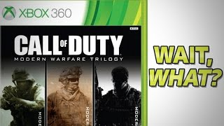 Call of Duty: Modern Warfare Trilogy Leaked! BUT... - The Know