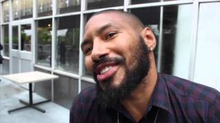 'TYSON FURY WILL KO ANTHONY JOSHUA RIGHT NOW. JOSHUA HAS POTENTIAL OF LENNOX LEWIS' - ASH THEOPHANE