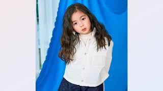 퍼키 FURKEY 아동 겨울 언발 패딩 셔츠