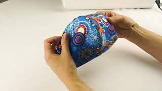Маска для лица своими руками из ткани Мастер класс как сшить маску многоразовую своими руками
