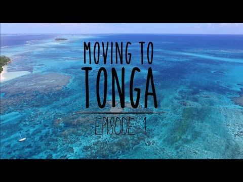 Moving to Tonga - Ep.1 Living the Island Life (Underwater Al