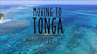 Moving to Tonga - Ep.1 Living the Island Life (Underwater Ally Adventures)