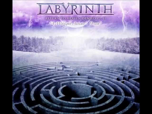Labyrinth Return To Heaven Denied Part 2 Full Album Youtube