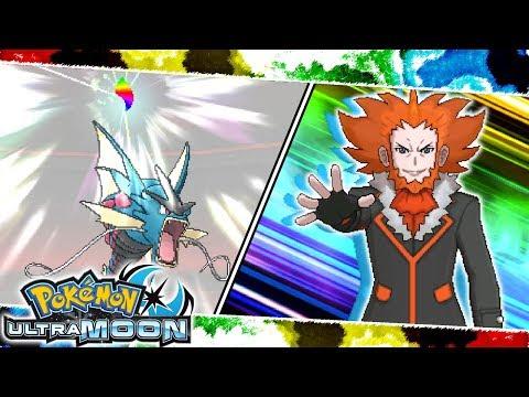 [HD] Team Flare Leader Lysandre - Episode RR | Pokemon Ultra Sun/Ultra Moon