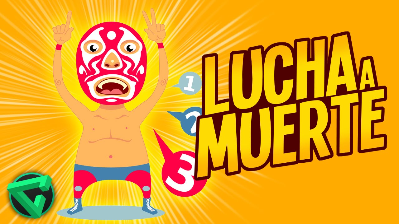 LUCHA LIBRE MEXICANA A MUERTE | iTownGamePlay - YouTube