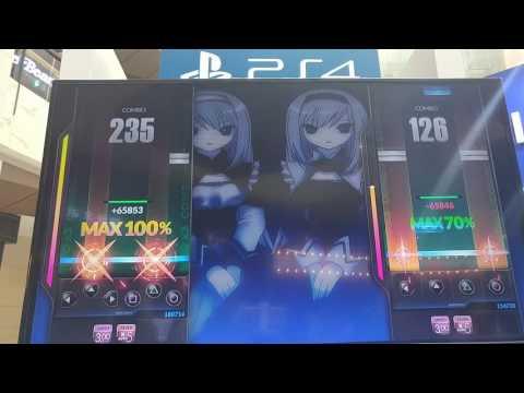 PS4 디제이맥스 리스펙트 2P 플레이 - Oblivion // DJ Max Respect Demo 2P Playing - Oblivion