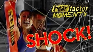 Fear Factor Moments | Electric Maze