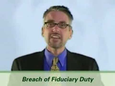 Breach of Fiduciary Duty Lawsuit Information: Legal Rights o