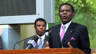 ¿Una indirecta de Obiang Nguema a Mbega Obiang Lima?