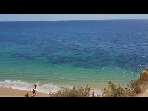 Praia de São Rafael - Albufeira, ALGARVE