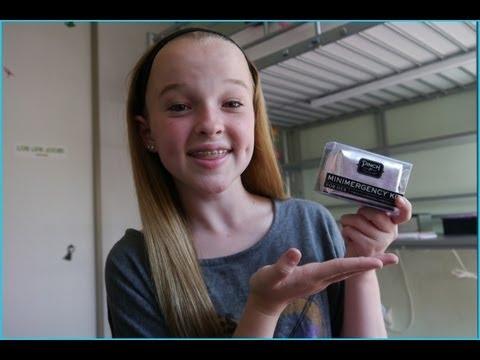 Pinch Mini Emergency Kit Review!