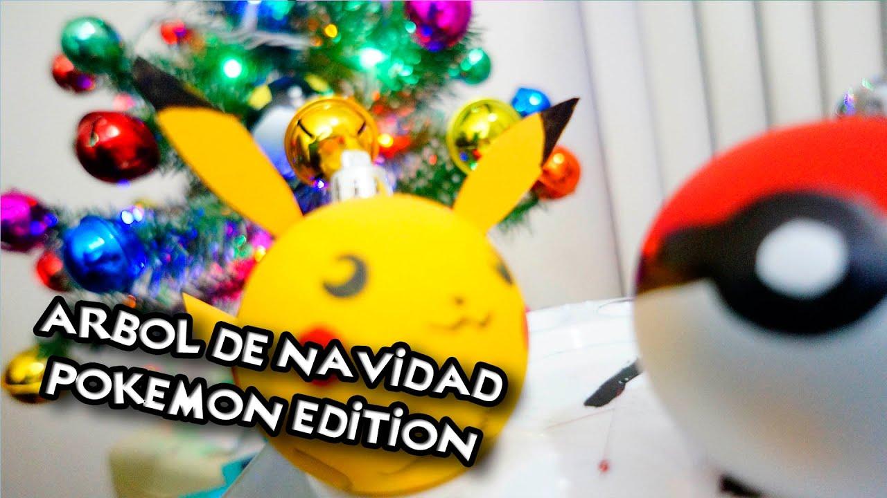 RBOL DE NAVIDAD  POKEMON EDITION  EL RINCN DEL GEEK  YouTube