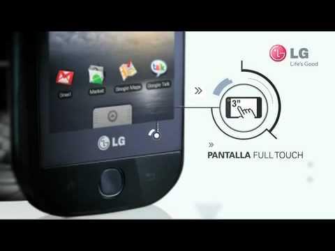 Celular LG GW620