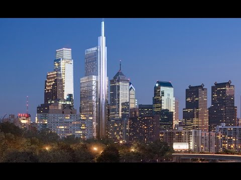 Comcast innovation technology center 342m philadelphia - Interior design jobs philadelphia ...