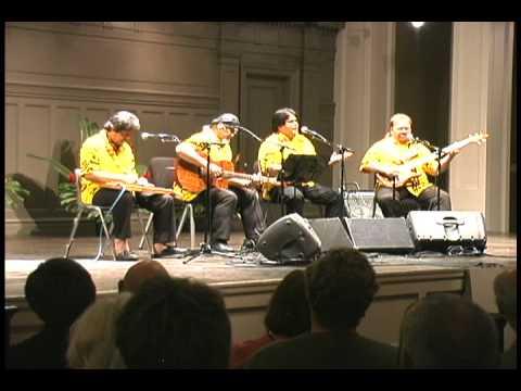 pahinui hawaiian band openning song.avi