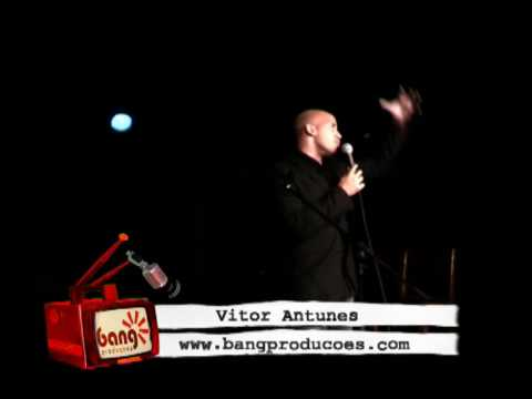 Vitor Antunes 2ºCurso Stand up Comedy
