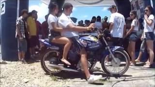 Moto CG com suspensção a AR   AUDIO METER Biguaçu   sc 12 02 2012