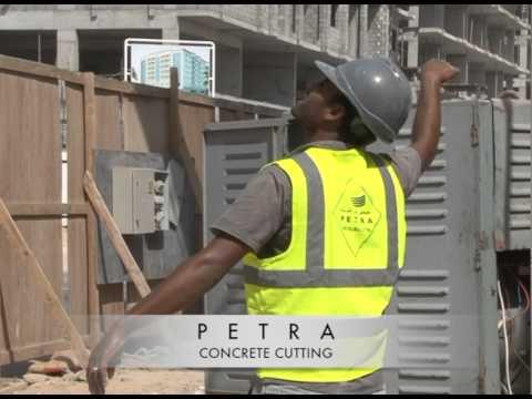Petra Concrete Cutting Coring Amp Scanning Youtube