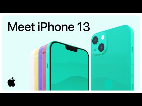 Meet Apple iPhone 13 & 13 Mini