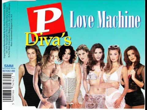 P-Diva's - Love Machine