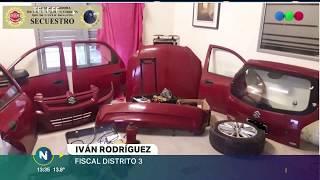 DESBARATARON UNA BANDA QUE ROBABA AUTOS CON MÁS DE 30 DETENIDOS