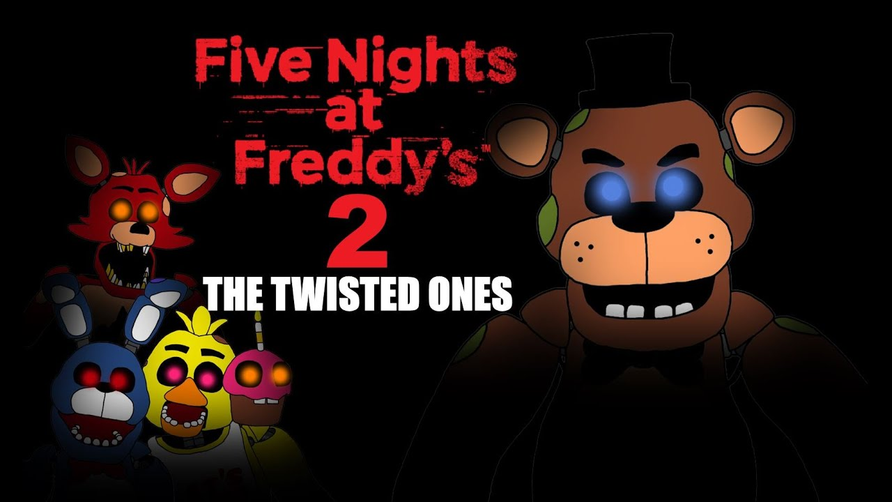 Five Nights at Freddy's 2: The Twisted Ones Teaser