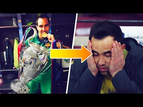 What the hell happened to Claudio Bravo? - Oh My Goal