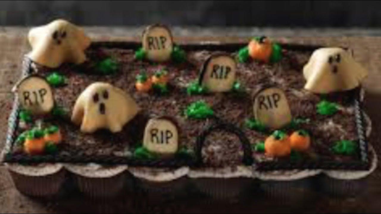 Halloween Cakes To Make Uk