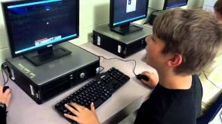 Repeat youtube video Minecraft In School - Student Work