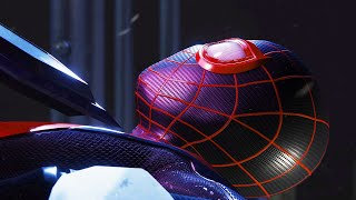 Spiderman: Miles Morales - The Tinkerer Chase