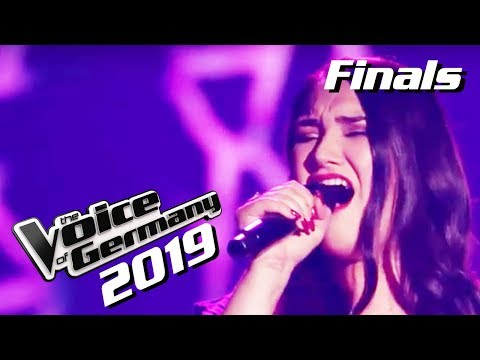 Maria Carey - Without You (Freschta Akbarzada) | The Voice of Germany 2019 | Finals