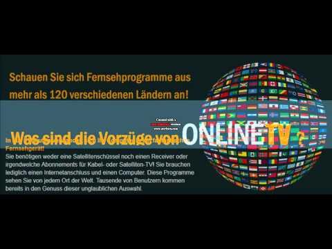 Kostenlos Online TV auf PC schauen - Satelliten TV gratis.avi