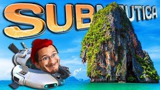 Subnautica | Part 19 | THE SECRET ISLAND!!