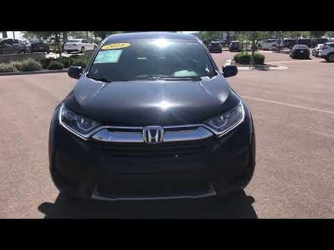 2018 Honda CR-V Phoenix, Surprise, Peoria, Avondale, Glendale, AZ 52611P